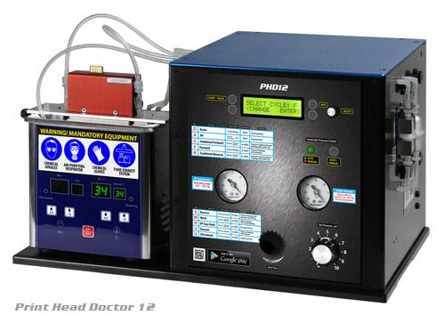 Print Head Doctor model 12